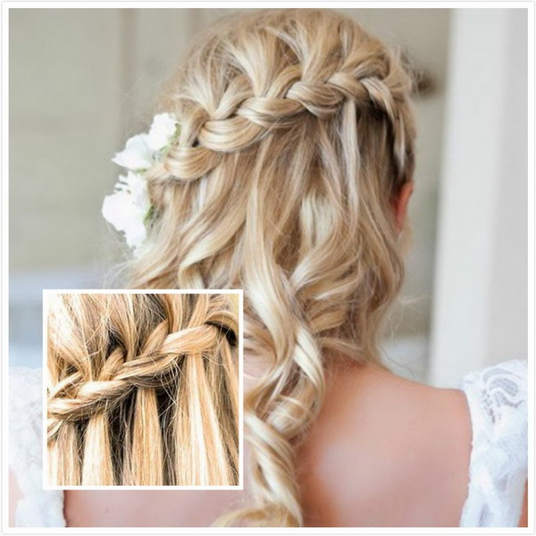 side french braid hairstyles French braided hairstyles