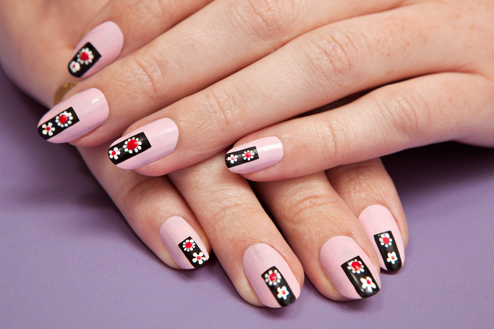 Top 30 Spring Nail Designs - Yve Style