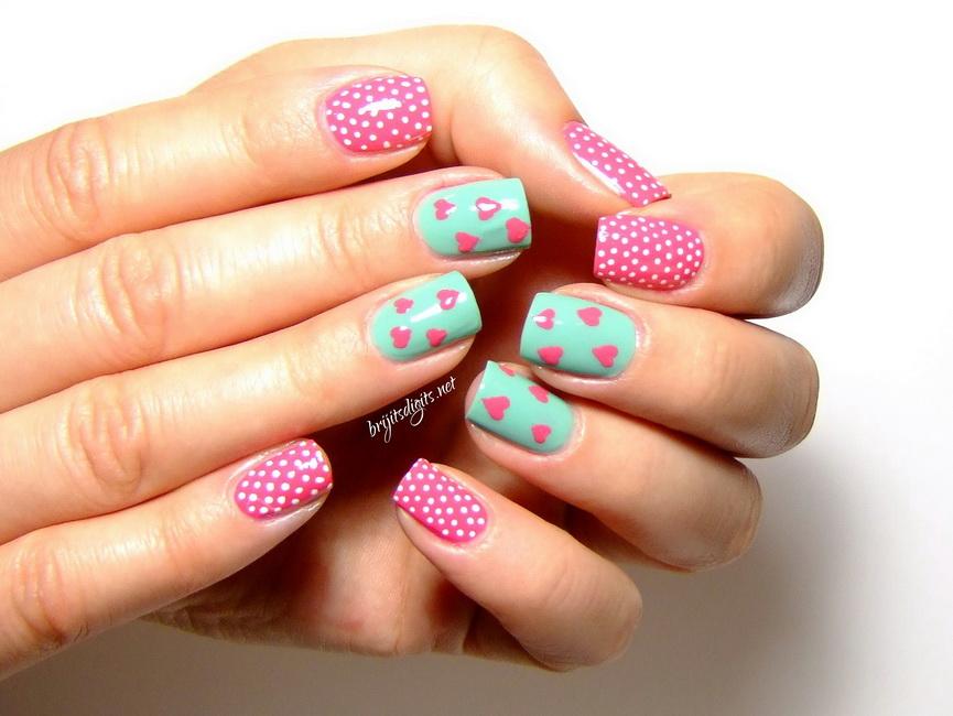 spring design nails