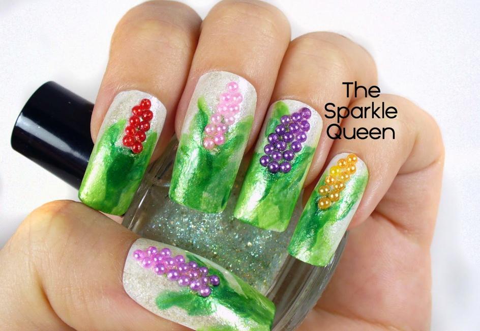 spring nail art designs Top 30 Spring Nail Designs