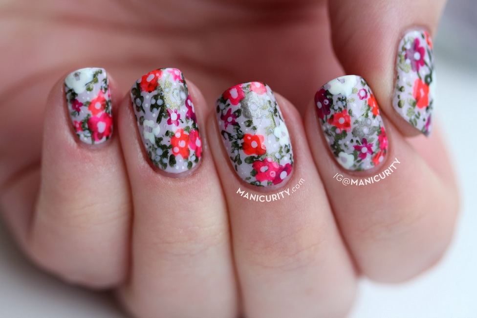 spring nail art ideas Top 30 Spring Nail Designs