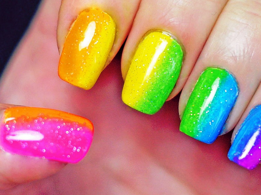 spring nail design 2015 Top 30 Spring Nail Designs