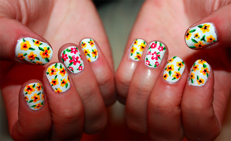 spring nail design ideas