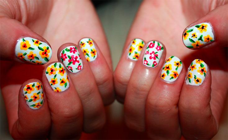 spring nail design ideas Top 30 Spring Nail Designs