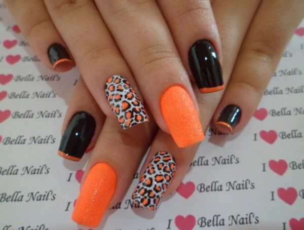 summer nail art designs