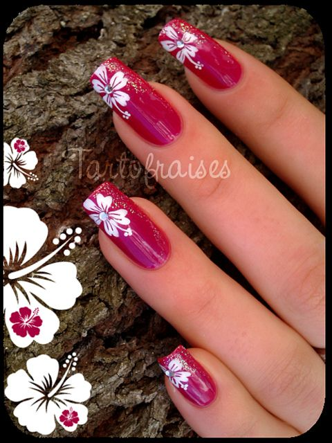 summer nail design ideas Most beautiful 25 Summer Nail Designs