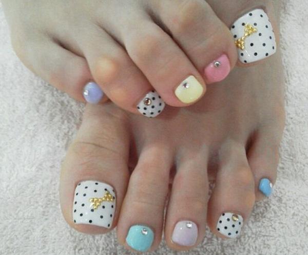 toes nail designs Toe Nail Designs 2015