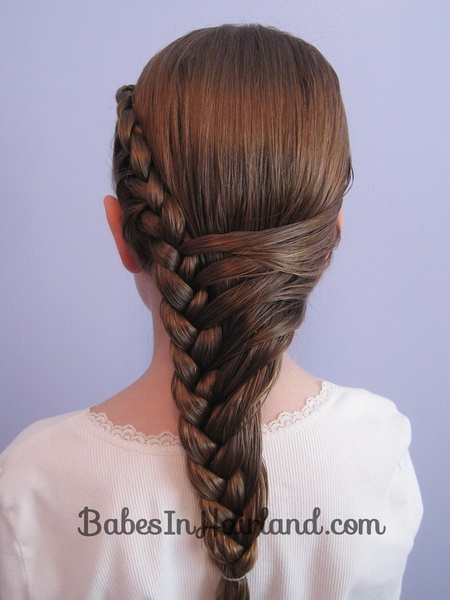 French Braided Hairstyles Yve Style Com