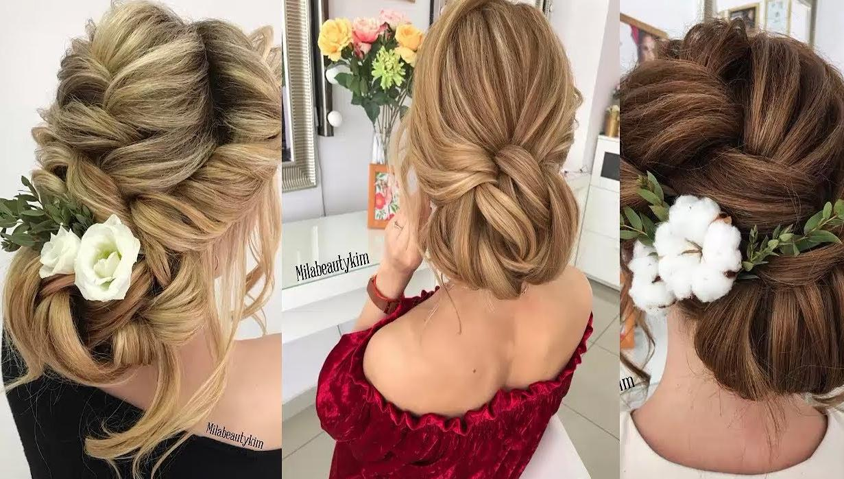updos hairstyles for bridesmaids