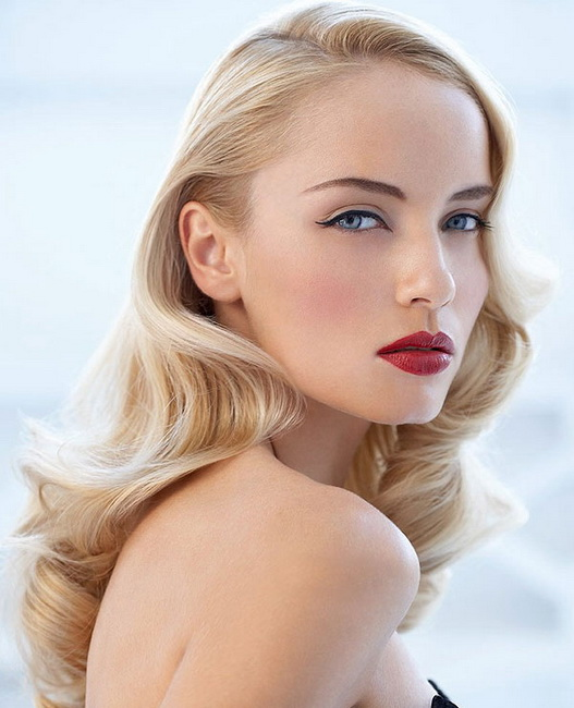 vintage hairstyles for long hair Vintage Hairstyles for all type of parties