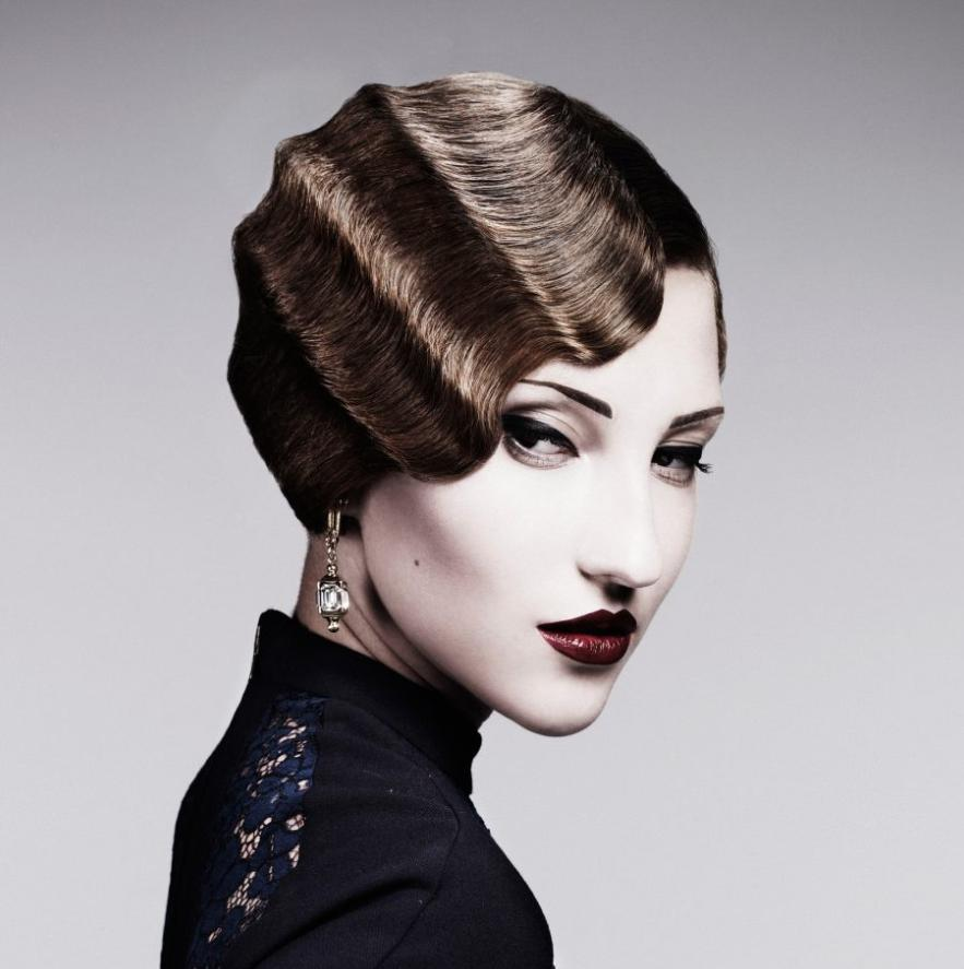 1920s inspired hairstyles