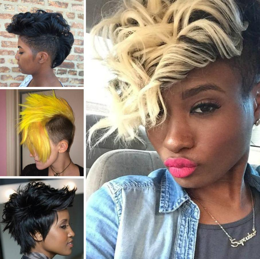 back mohawk hairstyle
