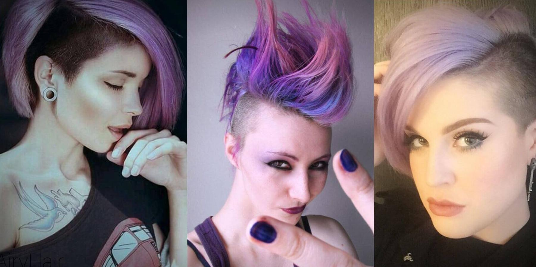 hairstyles mohawk for women