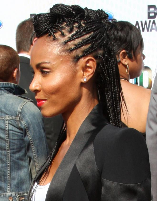 mohawk hairstyles for african american women