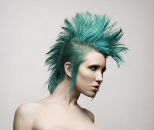 mohawk hairstyles for ladies