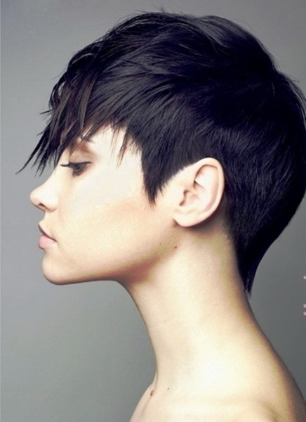 pixie cut hairstyles Pixie hairstyles   Top 10 Pixie haircut pictures