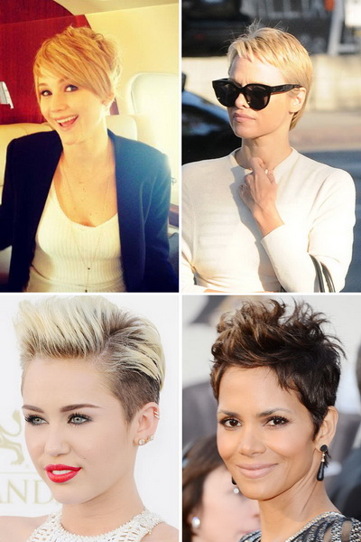 short pixie hairstyles Pixie hairstyles   Top 10 Pixie haircut pictures