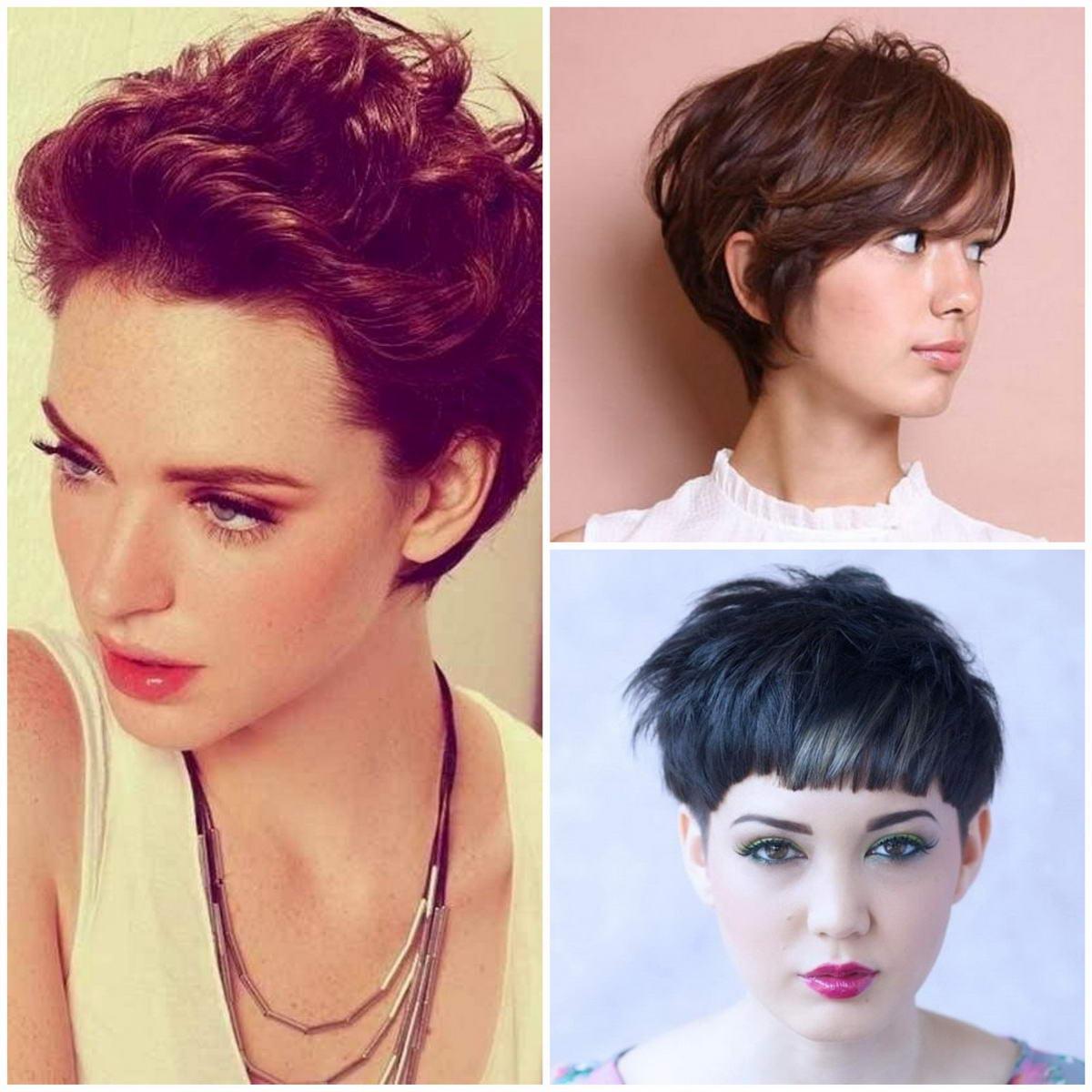 women pixie haircut