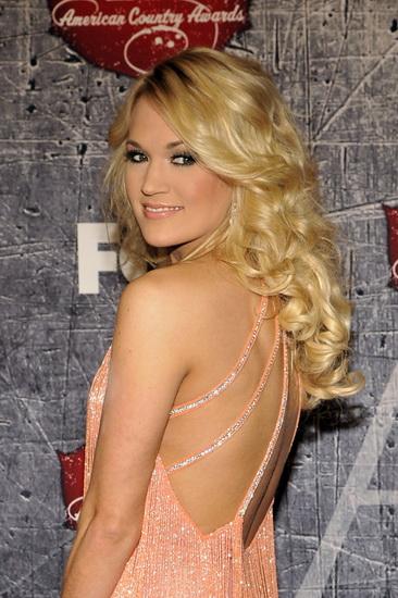 Carrie Underwood curls hairstyles Top 10 Carrie Underwood hairstyles