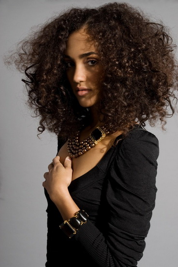 Surprising Hairstyles For Naturally Curly Hair Yve Style Com Hairstyles For Women Draintrainus