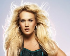 carrie underwood hair styles