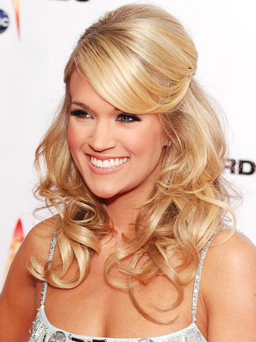 carrie underwood hairstyles 2015