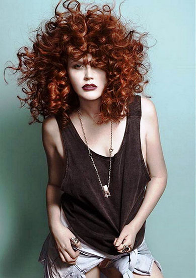 curly crazy hair 15 pictures with crazy hairstyles