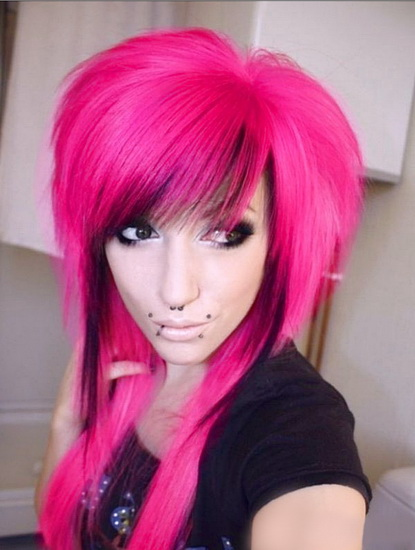 15 Pictures With Crazy Hairstyles Yve Style Com