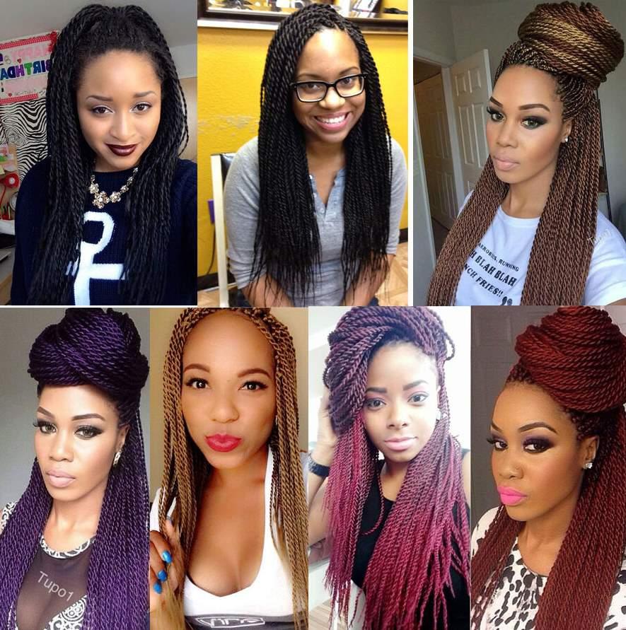 Twist Hairstyles 1