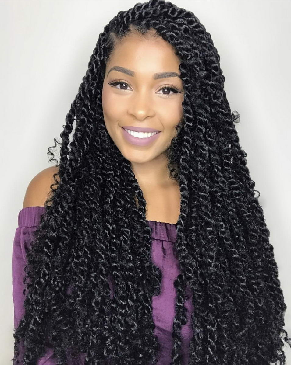 braids twist hairstyles