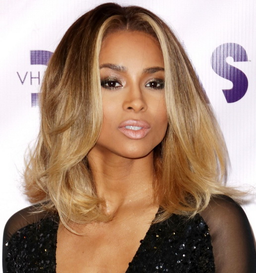 ciara blonde hairstyles