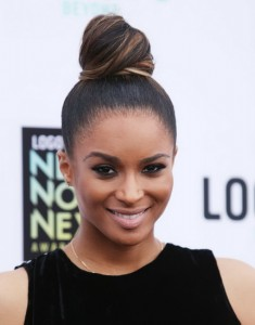ciara ponytail hairstyles