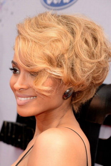 Ciara Hair & Hairstyles Colours & Styles 2015 yve style