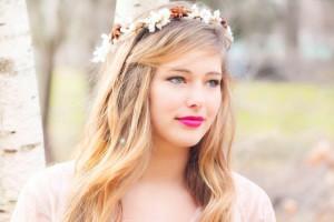 flower girl hair styles