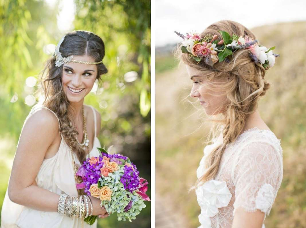 flower girl hairstyles for weddings