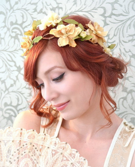 flower girl hairstyles for weddings