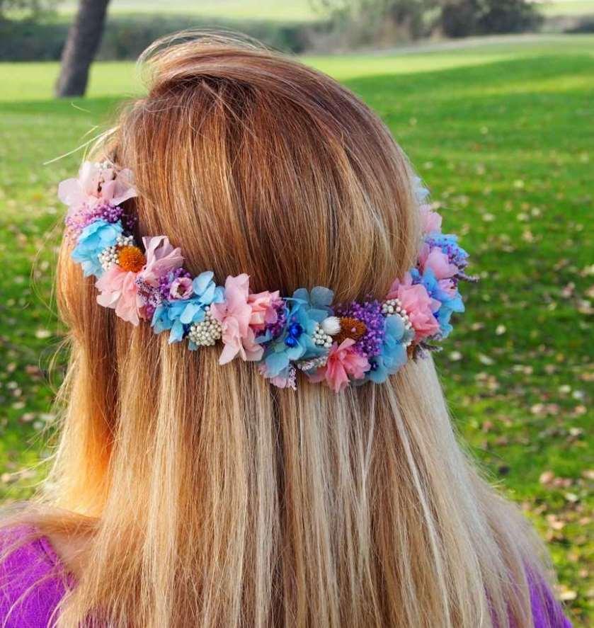 flower girl hairstyles straight hair