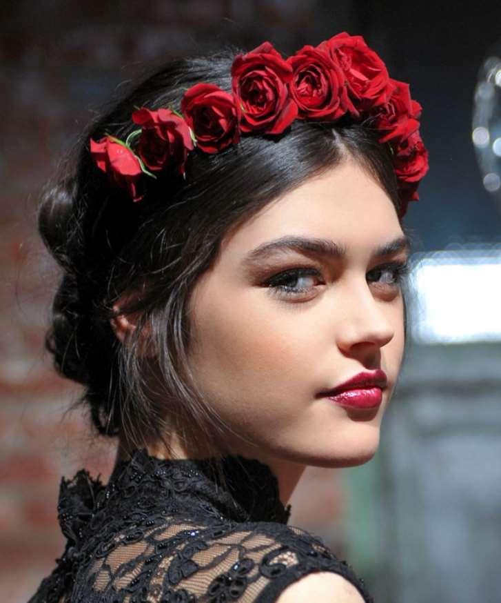 flower girl hairstyles thin hair