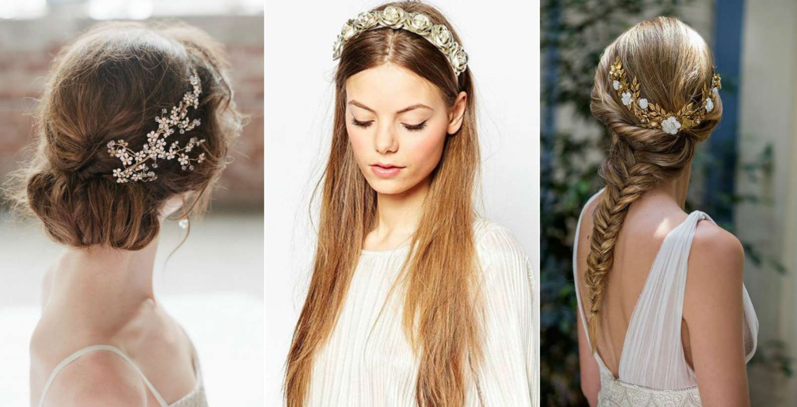 flower girl hairstyles with flowers