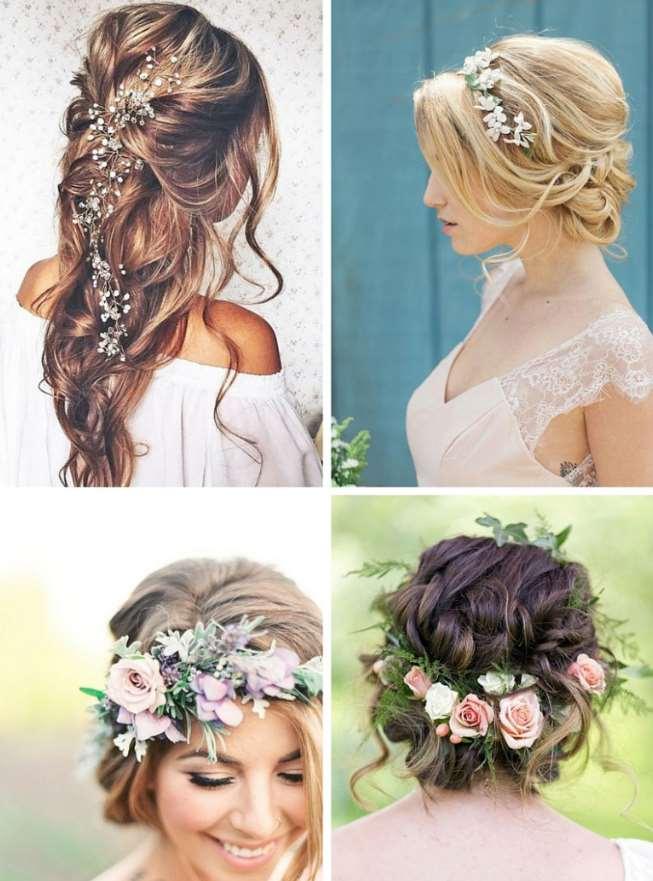 flower girl twist hairstyles