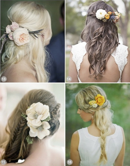 flower girls hairstyles 15 Adorable Flower girl hairstyles