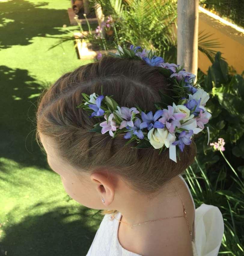 little flower girl hairstyles