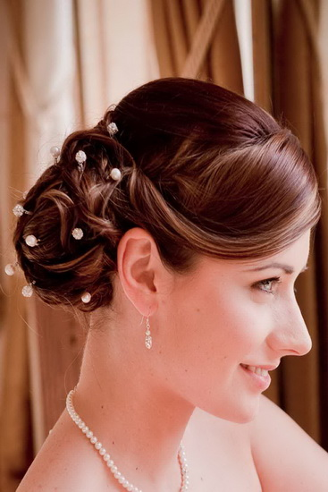 hair style wedding party 15 best new princess hairstyles yve style 5402 | princess hairstyles for short hair