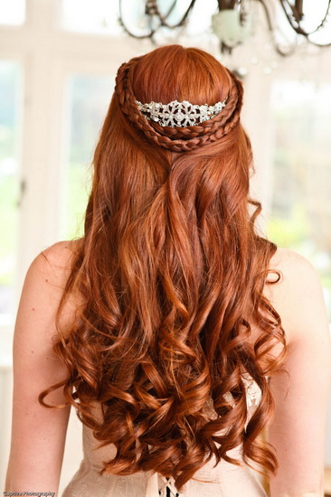 princess long hairstyles 2015