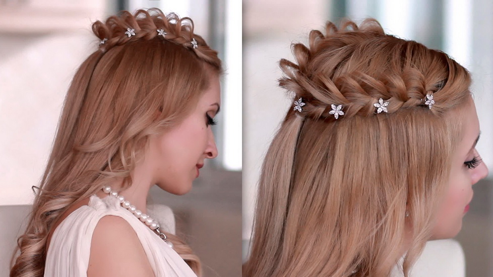 princess prom hairstyles