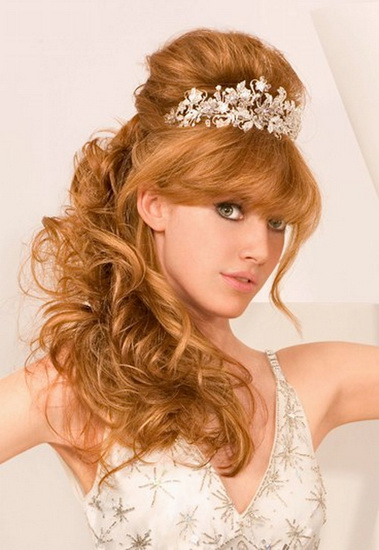 princess wedding hairstyles