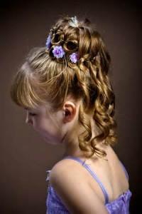 toddler flower girl hairstyles