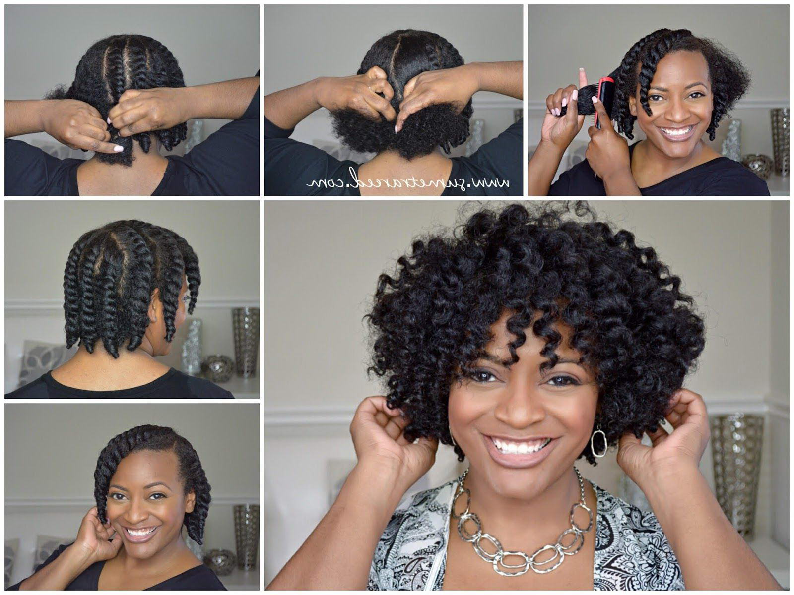 twist curls hairstyles