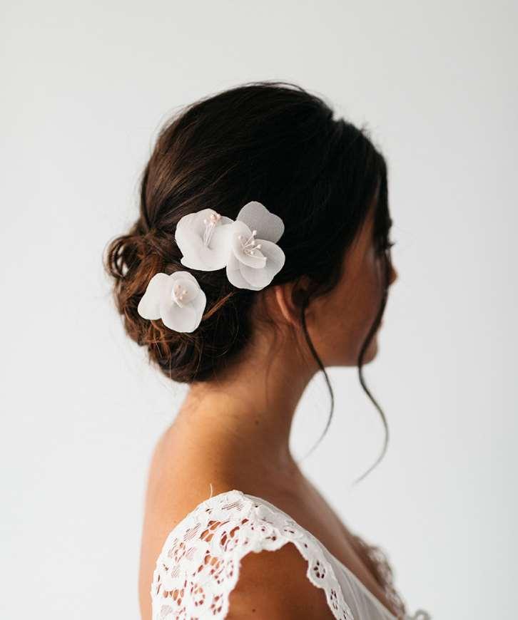wedding hairstyles flower girl