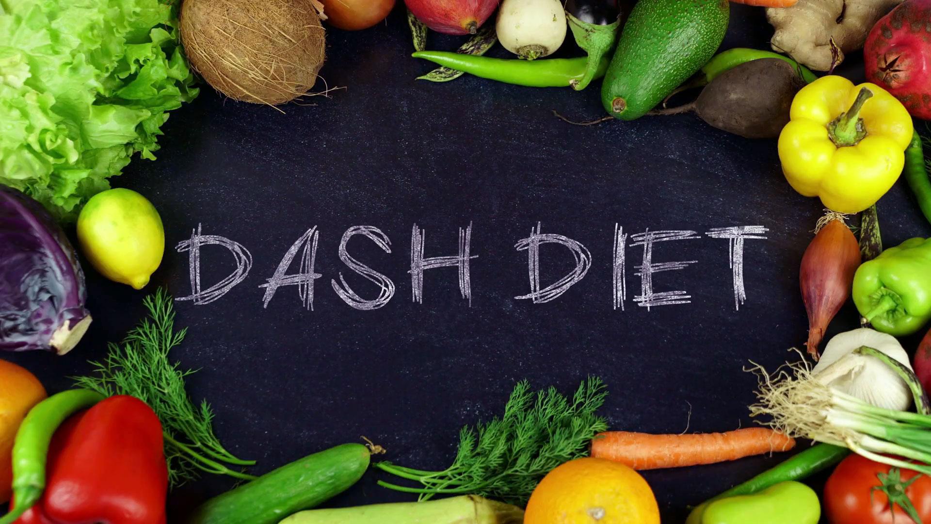 DASH diet 1